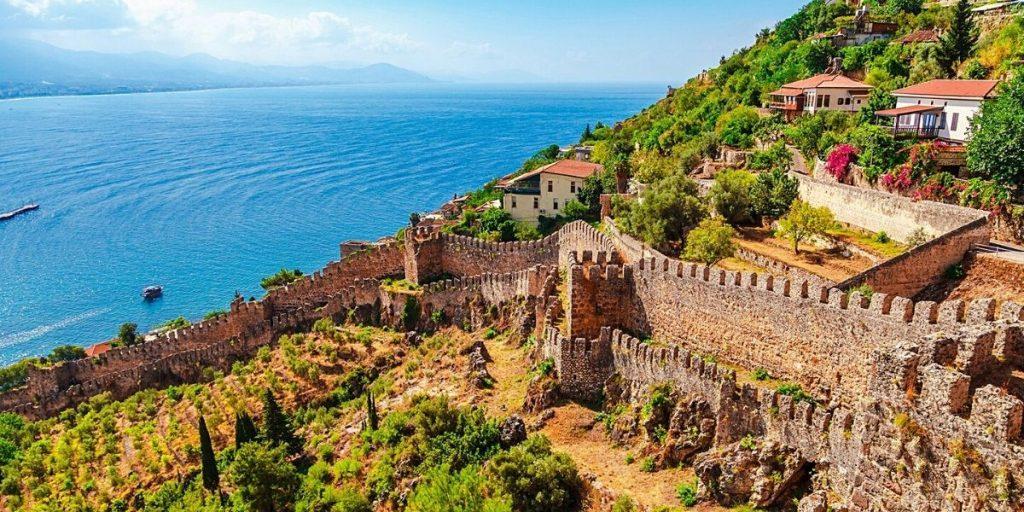 Невероятные пейзажи Анталии