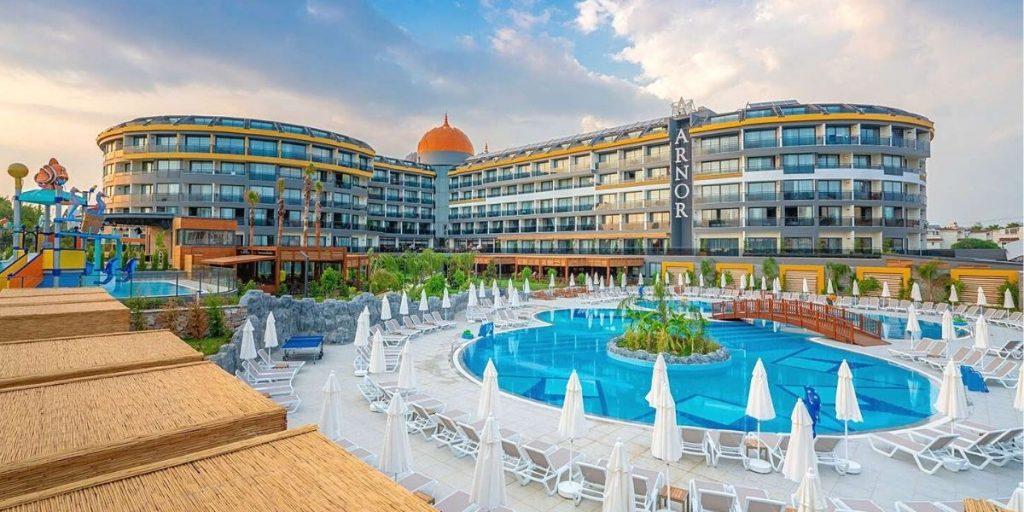 Отель Arnor Deluxe Hotel SPA 5*
