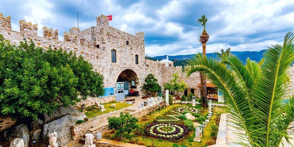 Мармарис, Старая крепость