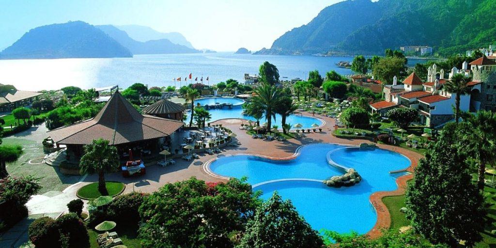 Marti Resort Hotel 5*, Мармарис
