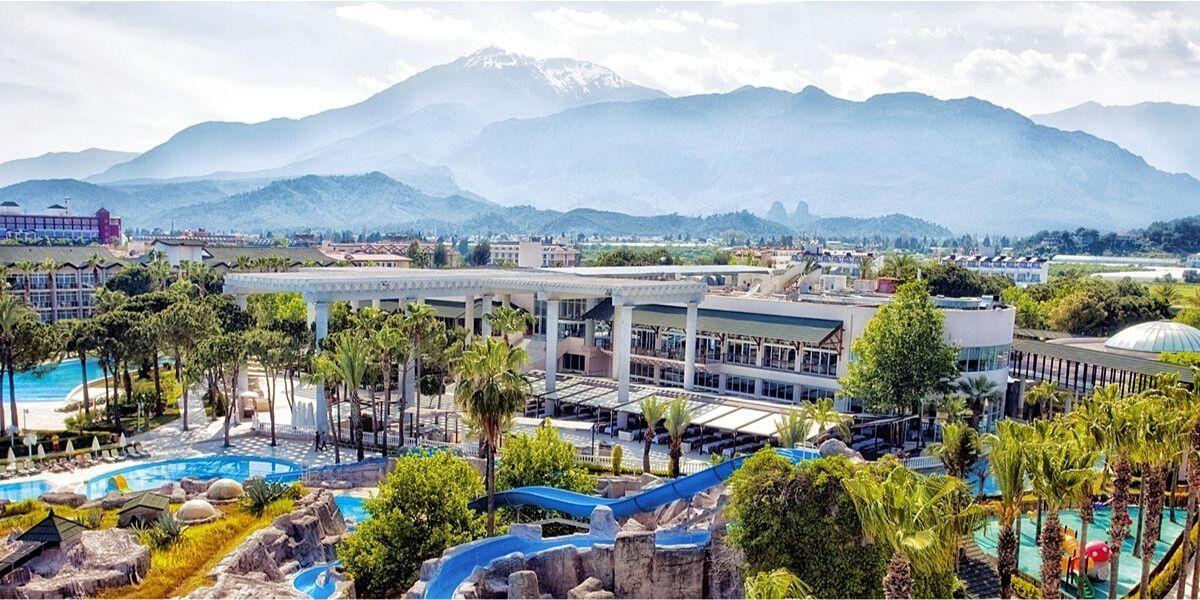 Отель Alva Donna World Palace 5*
