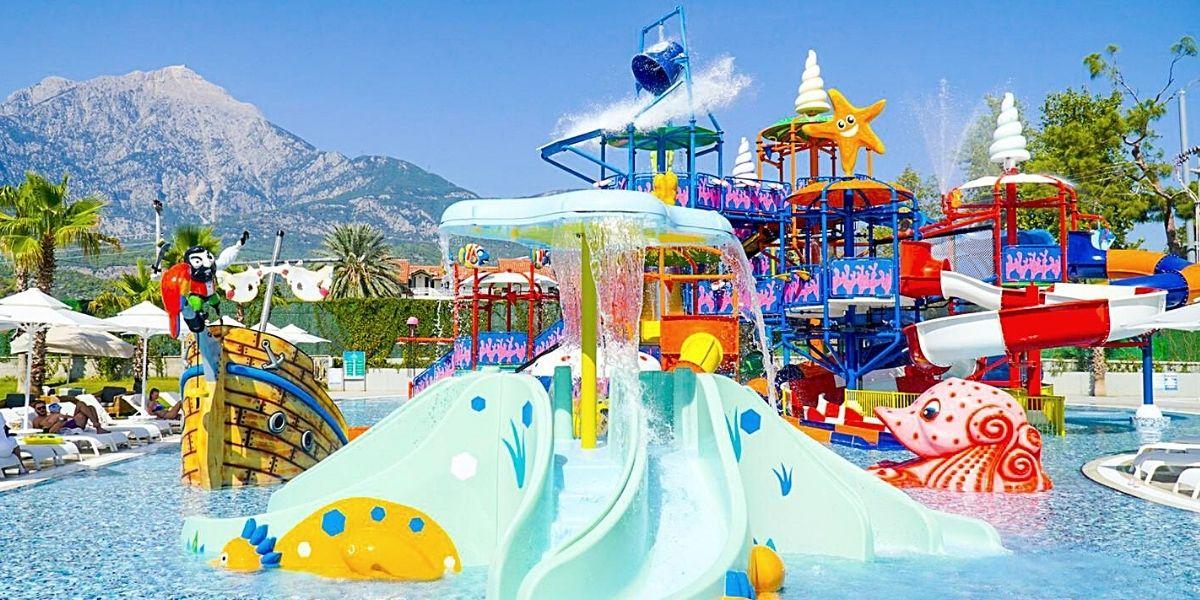 Queens Park Tekirova Resort & Spa 5*