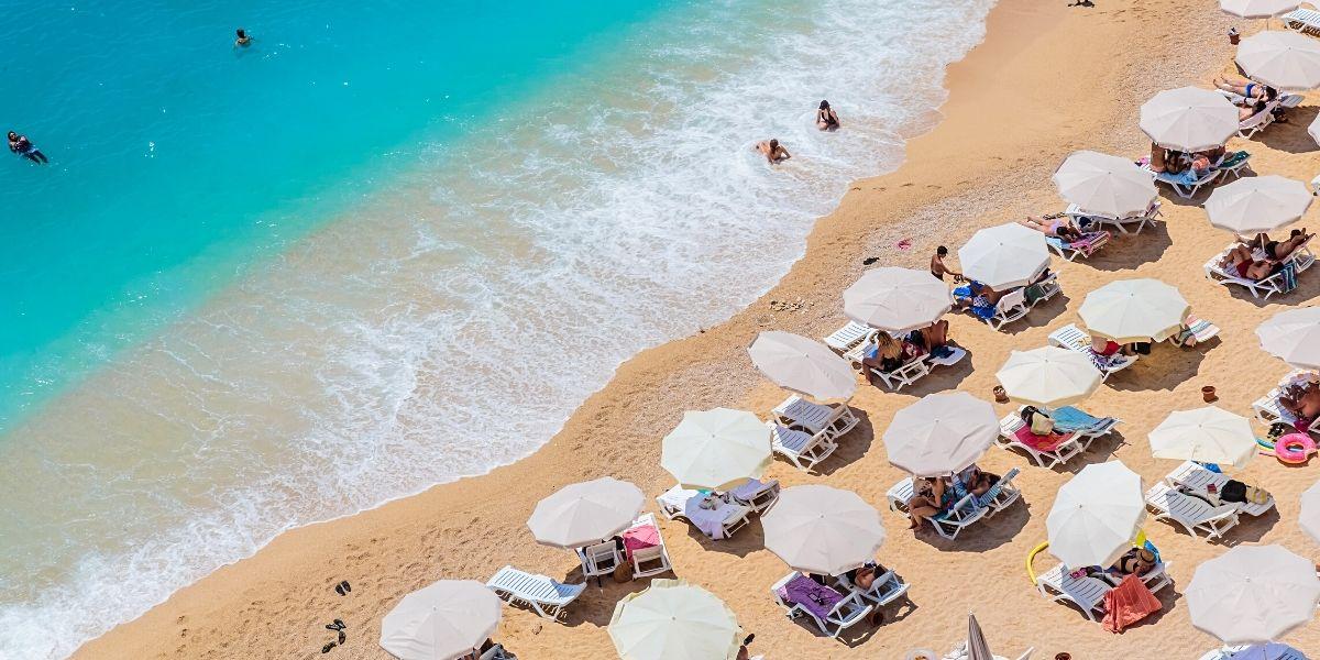 Не пляж - частинка раю!