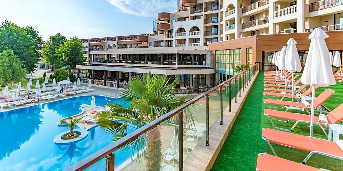Отель HI Hotels Imperial Resort (former Club Calimera) 4*