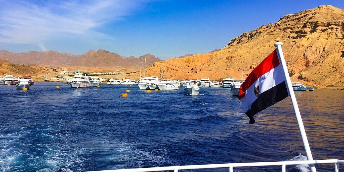 Морська прогулянка до заповідника Рас-Мохаммед