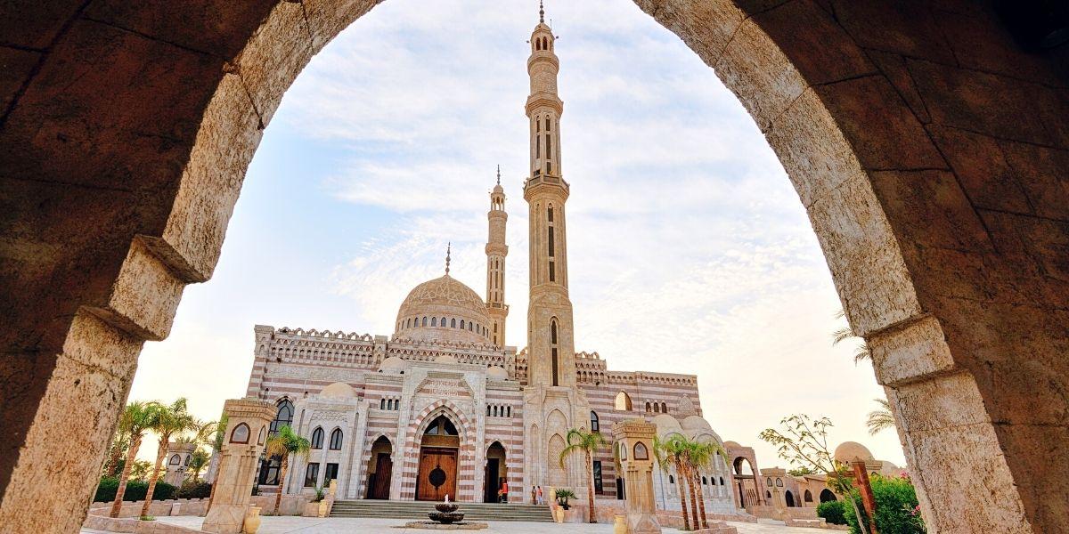 Мечеть Ель Мустафа в Шарм-эль-Шейху